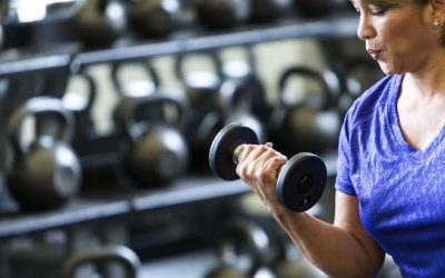 7 Benefits of Lifting Weights: building muscle is not one of them!