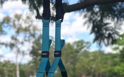 Suspension training – for that travelling lifestyle!