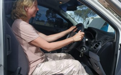 Tips for Healthy driving posture
