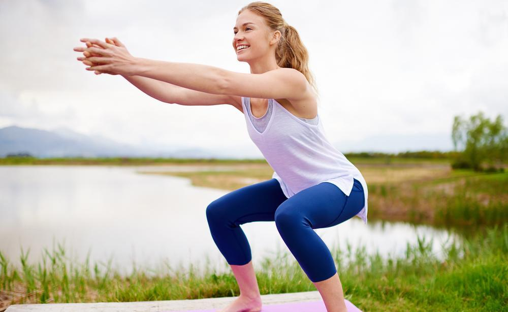 7 Body weight exercises you can do anywhere
